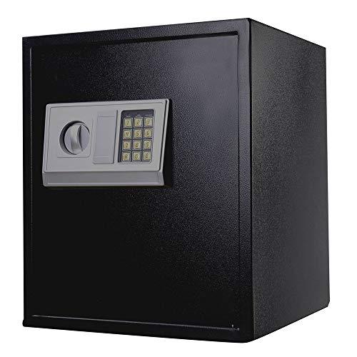 HYYQG Caja Fuerte Digital, Gran Capacidad ElectróNica De Acero SóLido Oficina En...