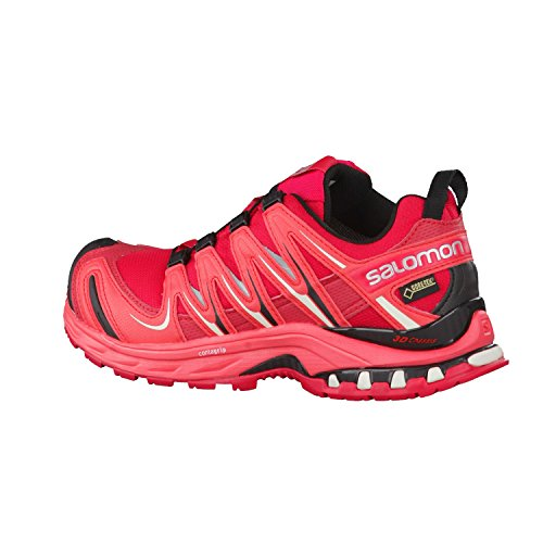 Salomon  XA PRO 3D GTX, Chaussures de Trail femme Rose - Lotus Pink/Papaya/Black