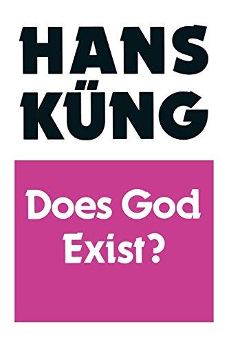 Does God Exist? por Hans Kueng