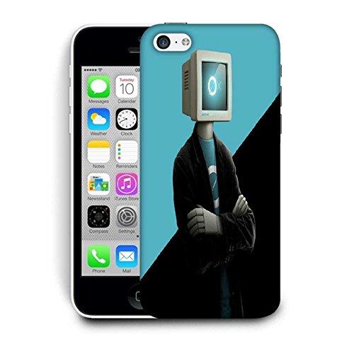 Snoogg-Monitor-Hauptmann 2880 Designer Protective Fall-Abdeckung für Apple iPhone 5C