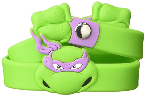 Ninja Turtles - Armband Donatello (Sweatshirt Kids Attitude)