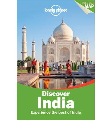 Portada del libro [(Lonely Planet Discover India)] [ By (author) Lonely Planet, By (author) Daniel McCrohan, By (author) Joe Bindloss, By (author) Lindsay Brown, By (author) Mark Elliott, By (author) Paul Harding, By (author) Amy Karafin, By (author) Bradley Mayhew, By (author) John Noble, By (author) Kevin Raub ] [January, 2014]