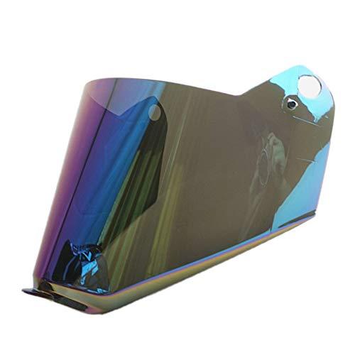 LS2 MX436 Pioneer Motorhelm Visiere (Rainbow)