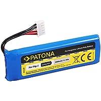 PATONA 6711 Ersatz für Akku JBL GSP872693 01 (3000mAh) - kompatibel mit JBL Flip 4
