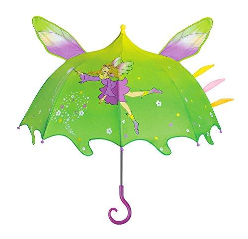 Kidorable Paraguas Marca Original Niños Niñas Hada
