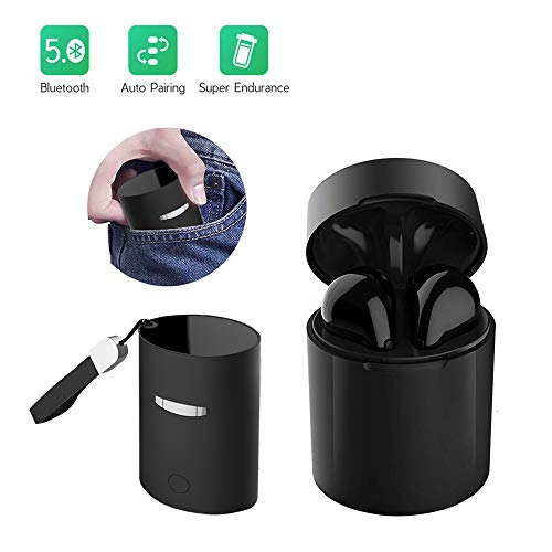 Auriculares inalámbricos Bluetooth X10 / Auriculares estéreo Bluetooth/Auriculares Bluetooth 5.0 / Auriculares intrauditivos Auriculares Deportivos con micrófono y Caja de Carga