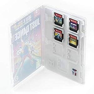 Nintendo Switch Game Case – Aufbewahrungssystem / Kartenfach-Reisehalter – Speichern Sie bis zu 14 Spiele