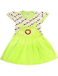 FEEL TRENDY Baby Girl's Cotton Frock