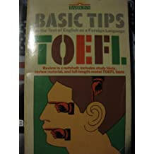 Basic Tips on the Test of English as a Foreign Language