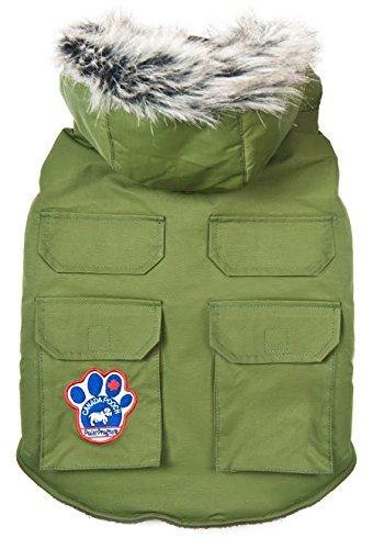Kanada Pooch T10Jacke für Hunde Explorer-Farben zur Auswahl (Jacken Kanada)