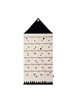 house christmas calendar adventskalender ferm. Black Bedroom Furniture Sets. Home Design Ideas