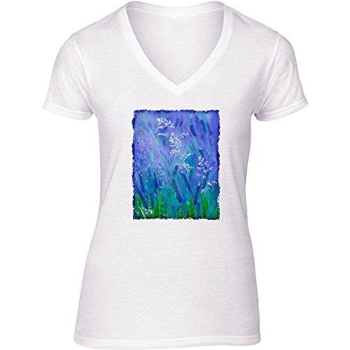 t-shirt-pour-femme-blanc-col-v-taille-s-lorge-de-la-nature-bleu-et-lherbe-by-katho-menden