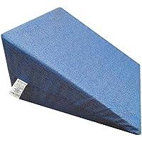 Dura-Foam Flex cuña de apoyo de espuma con cubierta extraíble – para mayor comodidad