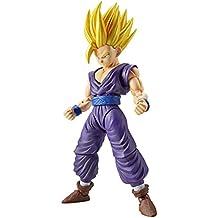 Bandai Figure-Rise Dragon Ball Z Super Saiyan 2 Gohan Model Kit, 4549660090618