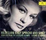 Hildegard Knef spricht und singt (Deutsche Grammophon Literatur)