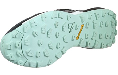 Adidas Terrex Agravic Femmes Scarpe Da Trail Corsa - Ss18 Noir / Gris / Vert Cendre