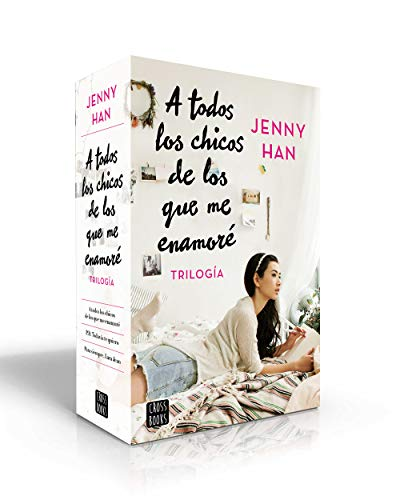Estuche trilogía A todos los chicos de los que me enamoré (Crossbooks) por Jenny Han