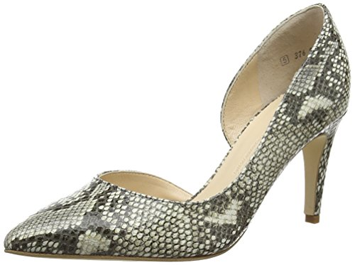 Kennel Und Schmenger Schuhmanufaktur Uma, Chaussures à talons - Avant du pieds couvert femme Beige - Beige (roccia 378)