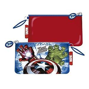 Avengers Neceser PVC/Ply 24x14cm de Neceser, 40 cm, Multicolor