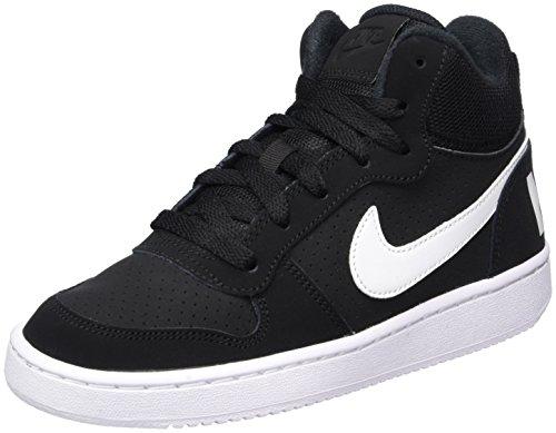 Nike Jungen Court Borough Mid (GS) Basketballschuhe, Mehrfarbig, 37.5 EU Schuhe Basketball