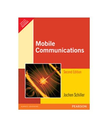 Mobile Communications, 2e