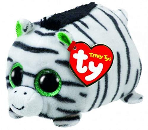 Beanie New Teeny Tys Zilla das Zebra, Schließen Sie Ihr Set ab!