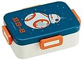 SKATER 4-Punkt-Verriegelung Lunchbox 650ml Star Wars bb-8Bordüre YZFL7von Skater