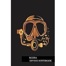 Scuba Diving Notebook: Dive Log