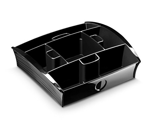 Tray Dispenser (CEP Spender Take A Break B 21,6xH 6,8xT 20,5 cm schwarz by)