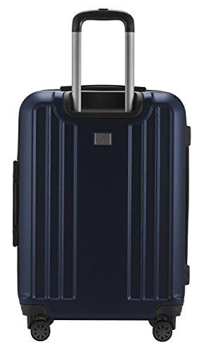 HAUPTSTADTKOFFER - X-Berg - Koffer Trolley Hartschalenkoffer, TSA, 75 cm, 128 Liter, Dunkelblau - 2
