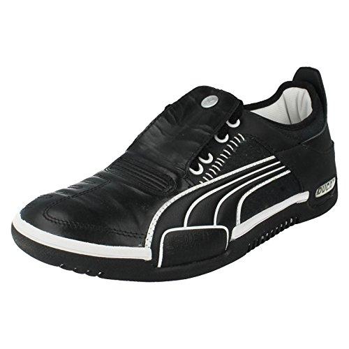 Puma , Baskets pour homme Noir noir/blanc noir/blanc