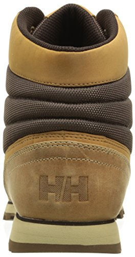 Helly Hansen  Woodlands, Bottes de protection homme Nero (Honey Wheat/Slate Black)