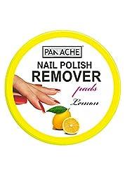 Panache Nail Polish Remover Pads, Lemon