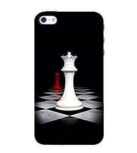 Fuson the wajir theme Designer Back Case Cover forApple iPhone 5-3DQ-1099