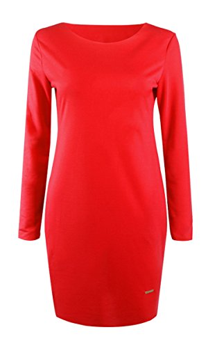 Ecowish - Robe - Femme red