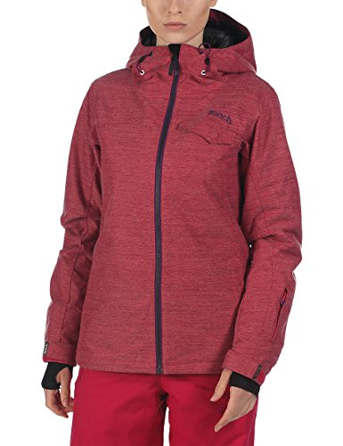 Bench Damen Funktionsjacke Downcourse, Cerise, S, BLKF0083