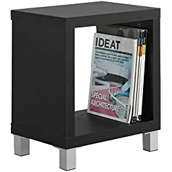 Kit Closet Kubox - Estantería, 1 hueco, color negro