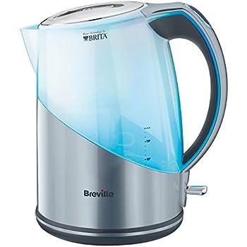 Russell Hobbs 20760-10 BRITA Filter Purity Glass Kettle