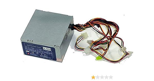 Atx Netzteil Switching Power Supply Sl 500 500w Id13788 Computer Zubehör