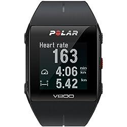 Polar V800 - Pulsómetro con GPS integrado y registro de actividad