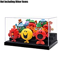 Tingacraft Acrylic Display Case (24 x 16 x 13 cm) for Pop Collection, No Assembly Required