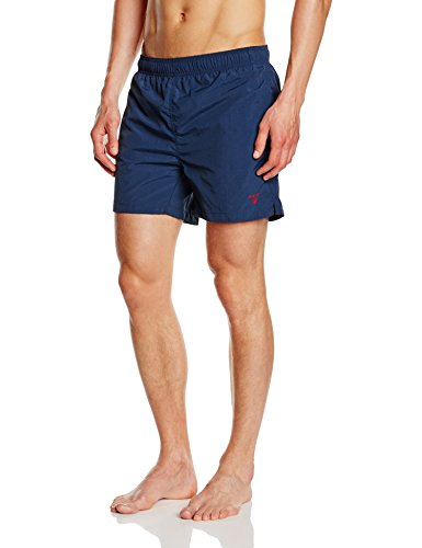 Gant Classic Swim Shorts - Short - Homme Bleu - Bleu marine