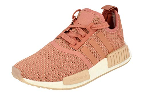 adidas Originals NMD_R1 Damen Running Trainers Sneakers (UK 7 US 8.5 EU 40 2/3, Ask pink AP9972)