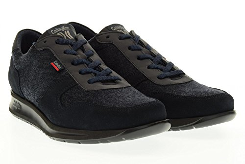 CALLAGHAN chaussures hommes baskets basses 88464.2 Grafite