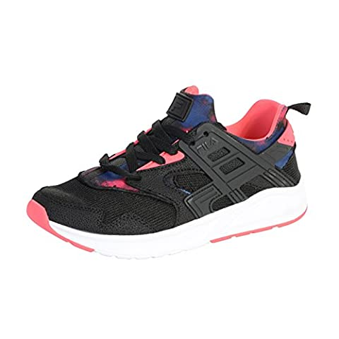 Fila Damen Fleetwood P Low Wmn Sneakers, Mehrfarbig (Blackberry Cordial), 40 EU