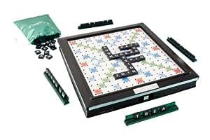 Scrabble Deluxe New Version (UK Import)