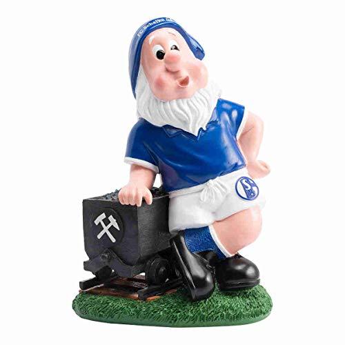 FC Schalke 04 Gartenzwerg Lore 2016/17 4251153805271
