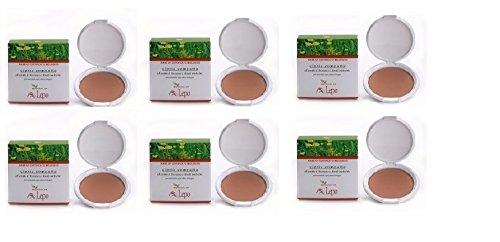 lepo-cipria-compatta-bio-ecocert-6-confezioni-da-10-grammi-n-91-per-un-trucco-leggero-e-naturale