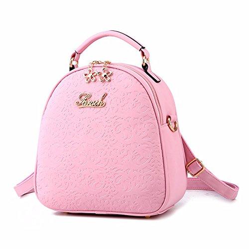 die neue frau ist rucksack warf der mini - rucksack,rose red rose muster rosette der kirschblüten