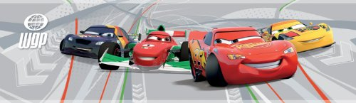 Polypropylene-Bordüre 'Cars2' Kollektion kids@homeIII